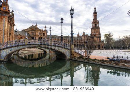 Seville Spanish Plaza