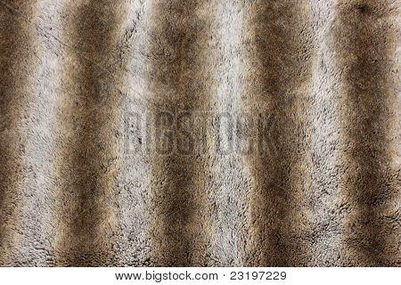 Rabbit Fur Background