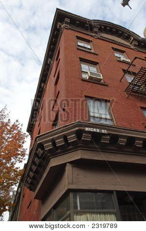Old Building In Brooklyn