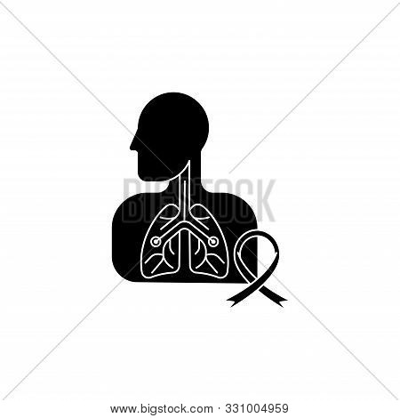 Lungs. Lungs Vector. Lungs icon Vector. Lungs symbol. Lungs medical care design. Lungs illustrations. Lungs flat design. Medical Lungs. Lungs Vector Background. Lungs Medical Pulmonary vector illustration isolated on white background.