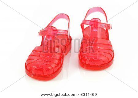 Beach Plastic Shoes