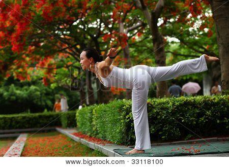 Yoga Balance