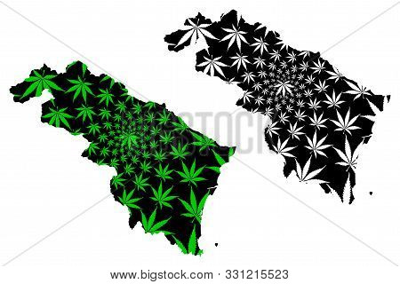 Thanh Hoa Province (socialist Republic Of Vietnam, Subdivisions Of Vietnam) Map Is Designed Cannabis