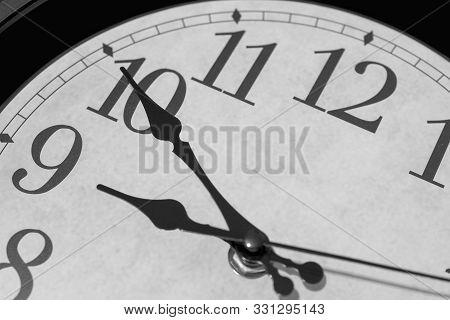 Almost Nine O'clock
