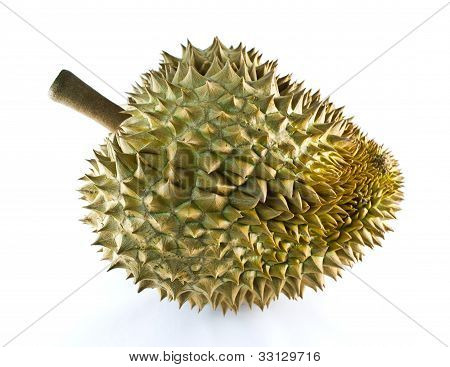 Durian, The King Of Fruit From Thailand