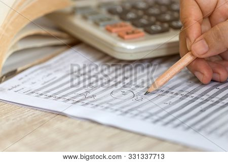 Concept Of Measurement And Evaluation. Using Calculator Calculate Numerical Value Of Final Grade For