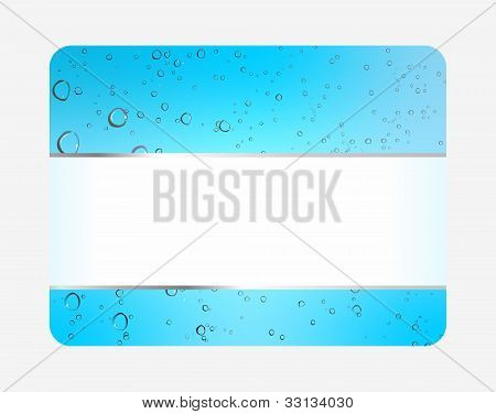 water gift card