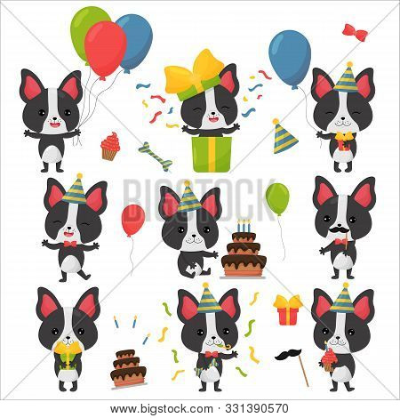 Images: boston terrier cartoon character | Cartoon Character Boston Terrier  Dog Smartphone Design — Stock Vector © Jaaak #257234164