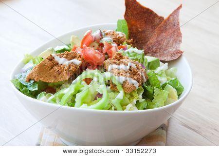 Vegan Taco Salad