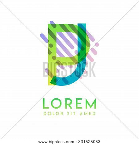 Pj Logo With The Theme Of Galaxy Speed And Style That Is Suitable For Creative And Business Industri