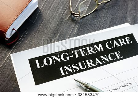 Long-term Care Insurance Agreement Policy And Notebook.