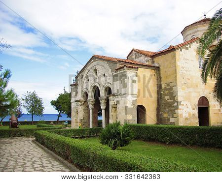 Church Of St Sofya - Ayasofya Müzesi Trabzon Turkey 25 Sept 2016