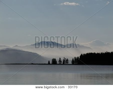 Yellowstone Lake 3