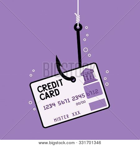 A Credit Card Is Bait To Catch Debtors.
