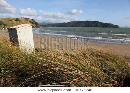 Privy On The Beach