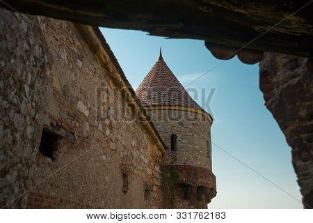 Hunedoara, Romania: Corvin Castle, Also Known As Hunyadi Castle Or Hunedoara Castle, Hunedoara Count