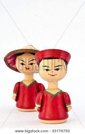 Statuette From Vietnam