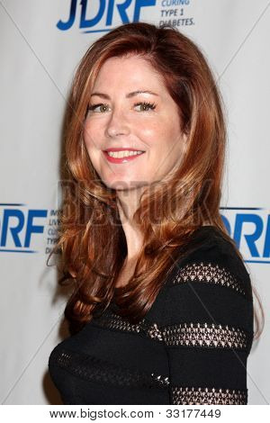 LOS ANGELES - MAY 19:  Dana Delany  arrives at the JDRF's 9th Annual Gala at Century Plaza Hotel on May 19, 2012 in Century City, CA