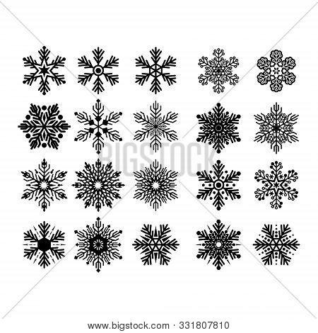 Snowflake Icon Vector, Snowflake Icon Eps, Snowflake Icon, Snowflake Icon Picture, Snowflake Icon Fl