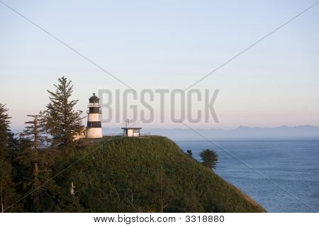 Cape Disappointment Lighthouse Station