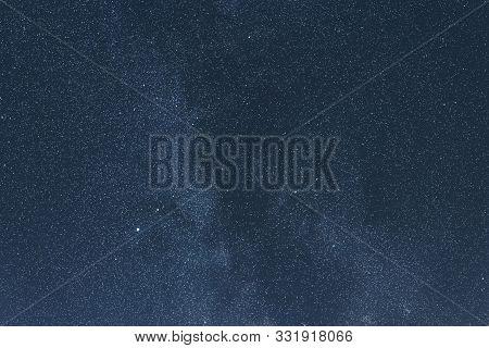 Shiny Stars In The Night Sky, Starry Night Sky, Stars Background