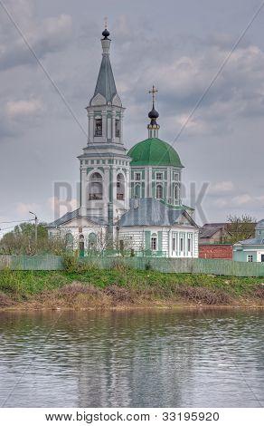 Saint Catherine orthodox cathedral