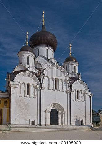 Assumption of our Lady Orthodox cathedral
