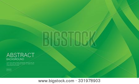 Green Polygon Background-32