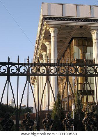 Tashkent Majlis Detail 2007