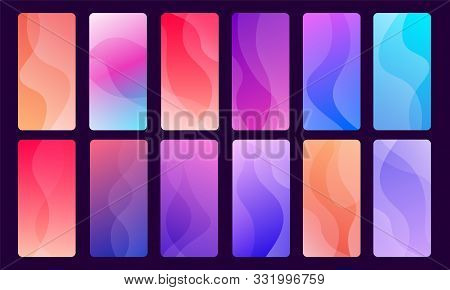 Trendy Abstract Wallpapers For Mobile Phone Displays