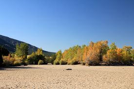 National Park Great Sand Dunes In Colorado, Usa