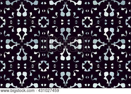 Black And White Vector Design For Background