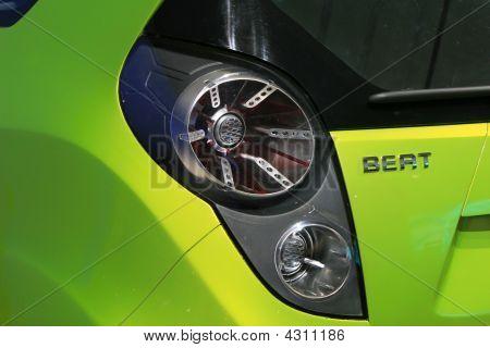 Chevy Beat Detroit Auto Show 2009