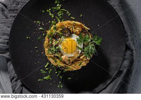 Chicken à Brás