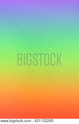 Colorful Rainbow Gradient Blurred Vertical Background. Gradient Rainbow Gay Concept. Lgbt-transgende