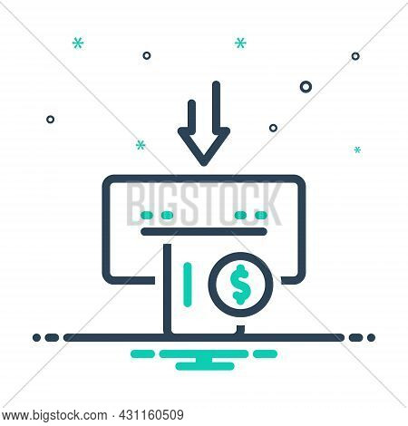 Mix Icon For Method Rule Regulations Precept Payment