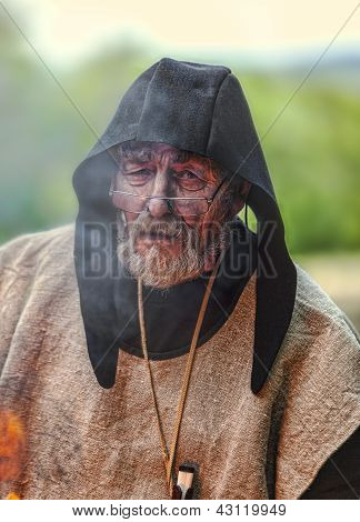 Portrait Of A Blacksmith