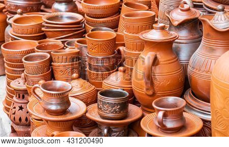 Decorative Handcrafted Clay Pottery And Terracotta Items