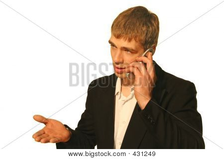Business Call - Arguing