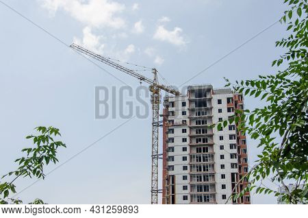 Construction Of A Multi-storey Building, Affordable Housing, Mortgages, Apartments For Military Pers