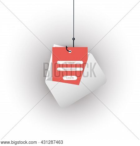 Internet Phishing, Account Hacking Attempt By Malicious Email - Hacker Activity, Data Theft, Hacked,