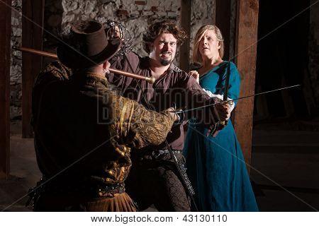 Medieval Sword Fight