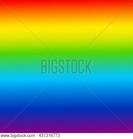 Rainbow Colorful Blur Abstract Background Texture, Symbol Of Homosexual Love Lgbt Pride Month Concep