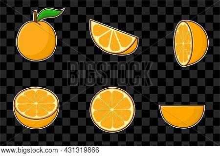 11 Orange Fruit