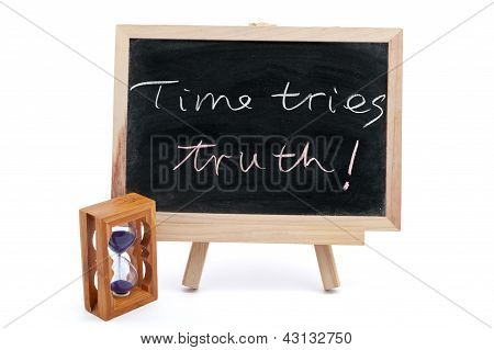 Time Tries Truth