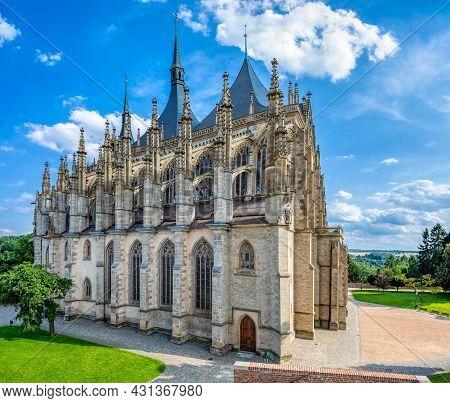 Saint Barbara's Cathedral, Church, Czech: Chram Svate Barbory, Is A Roman Catholic Church In Kutna H