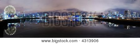 Night Of Vancouver