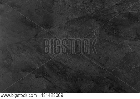 Black Marble Stone Background. Black Marble,quartz Texture Backdrop. Wall And Panel Marble Natural P