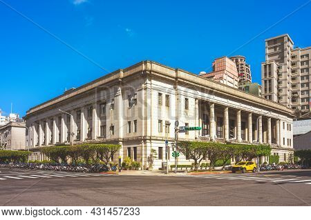Bank Of Taiwan, A Commercial Bank Headquartered In Taipei, Taiwan