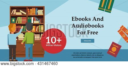 Ebooks And Audiobooks For Free, Online Resources